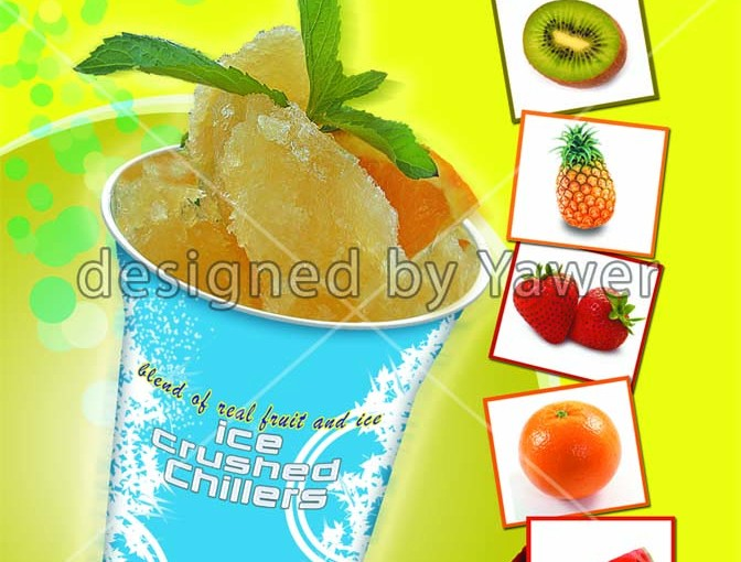 ice crushed chillers
